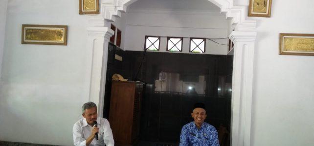 Kultum di Mushollah Nurul 'Ilmi, inilah Tausiyah Kepala Dinas Pendidikan Kota Cirebon