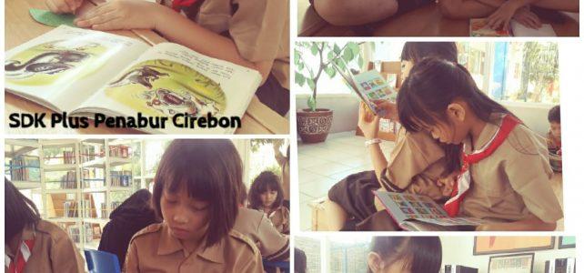 """Book Club"" wadah kreativitas siswa SDK Plus PENABUR Cirebon"
