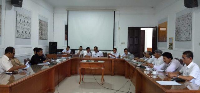 Dinas Pendidikan Hadiri Rapat Kerja Komisi III DPRD Kota Cirebon