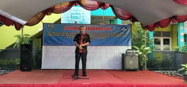 INILAH JUARA OSN SD TINGKAT KOTA CIREBON TAHUN 2019